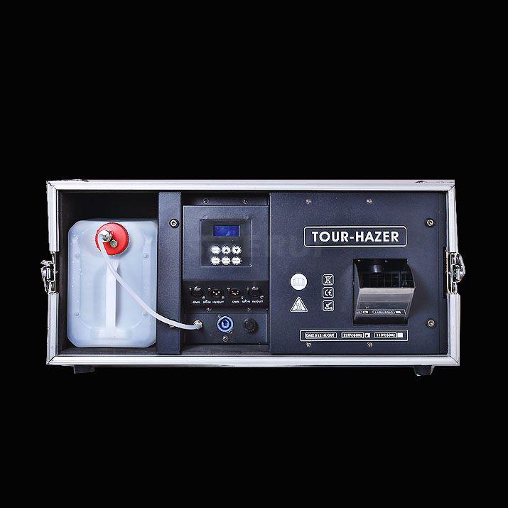 2000W Morning Fog Machine LCD+DMX Controller