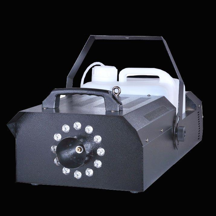3000W LED Fog Machine DMX + Remote Control
