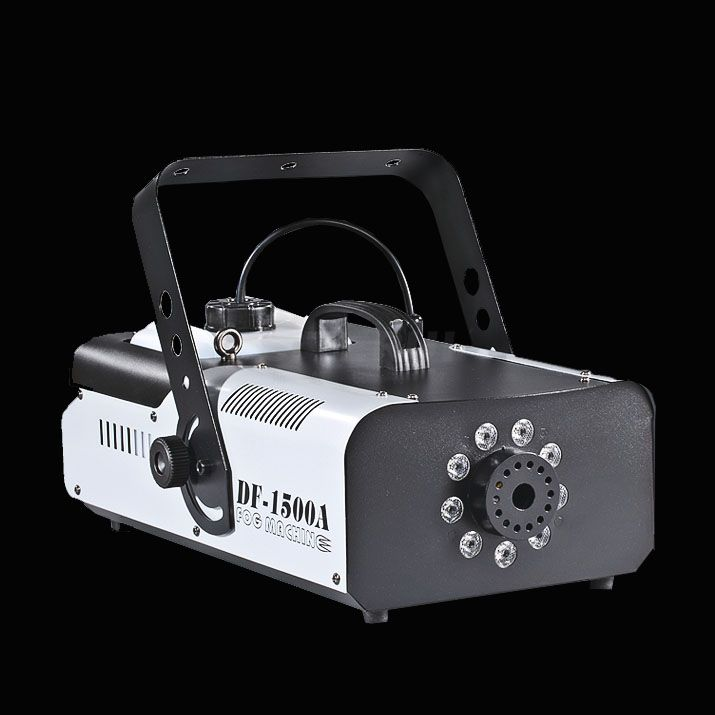 1500W 9*3W LED Fog Machine